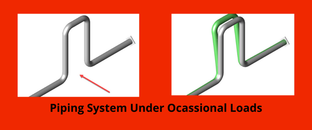 pipe-stress-analysis-ocassional-load