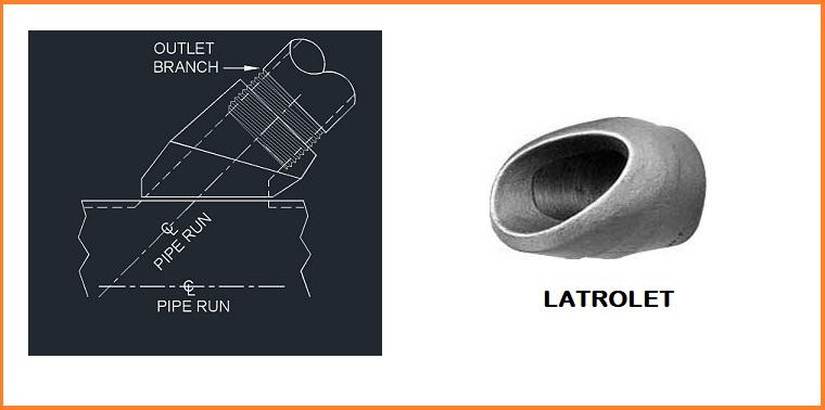 Latrolet-fittings
