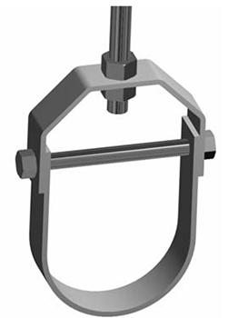 pipe support hanger