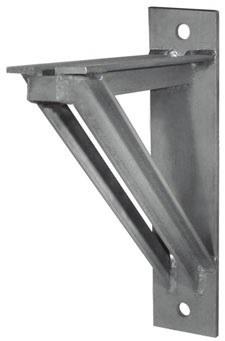 medium welded steel bracket