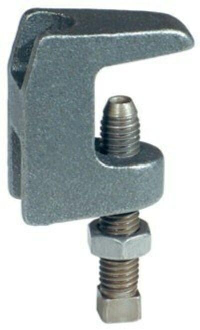 Top beam c-clamp